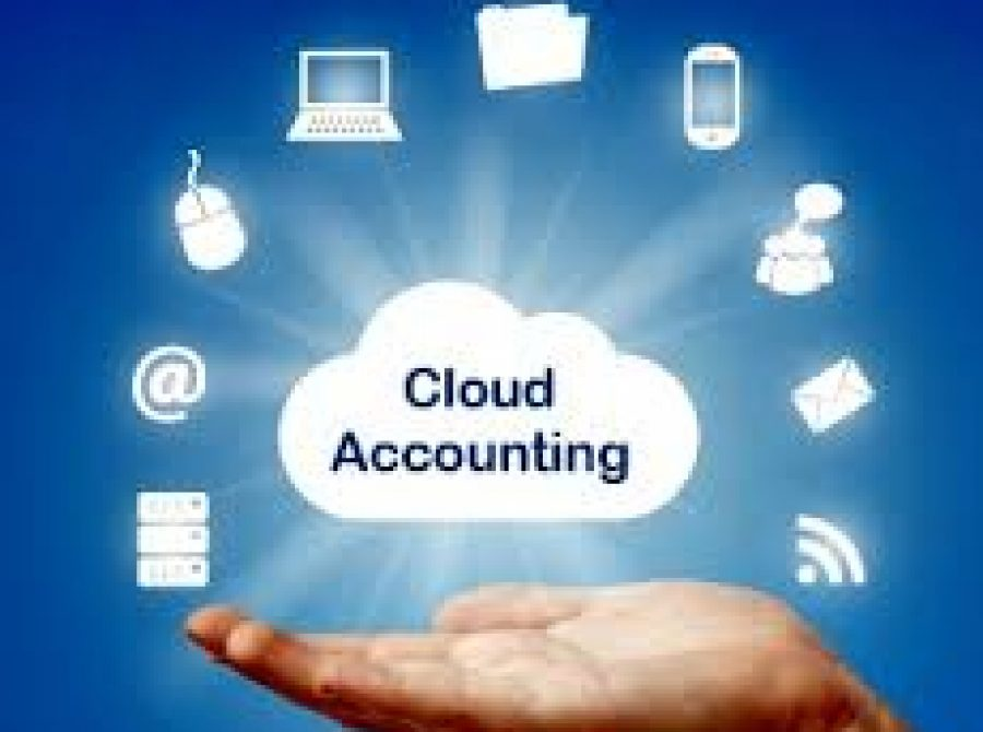 Cloud Accounting Colour